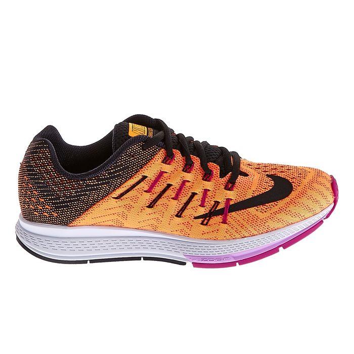 NIKE - Γυναικεία παπούτσια Nike AIR ZOOM ELITE 8 μαύρο-πορτοκαλί