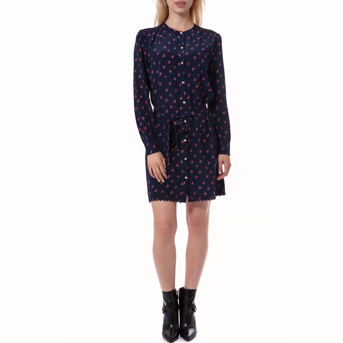 JUICY COUTURE - Γυναικείο φόρεμα Juicy Couture μπλε