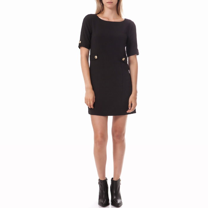 JUICY COUTURE - Γυναικείο φόρεμα Juicy Couture μαύρο