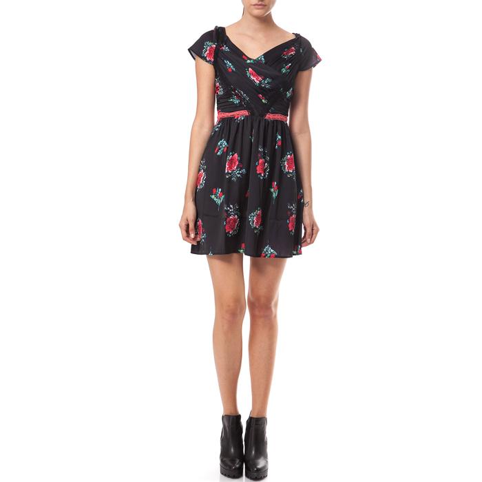 GUESS - Γυναικείο φόρεμα Guess μαύρο