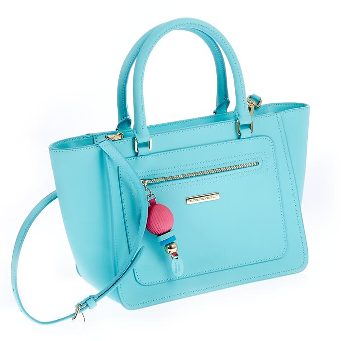 JUICY COUTURE - Γυναικεία τσάντα Juicy Couture μπλε