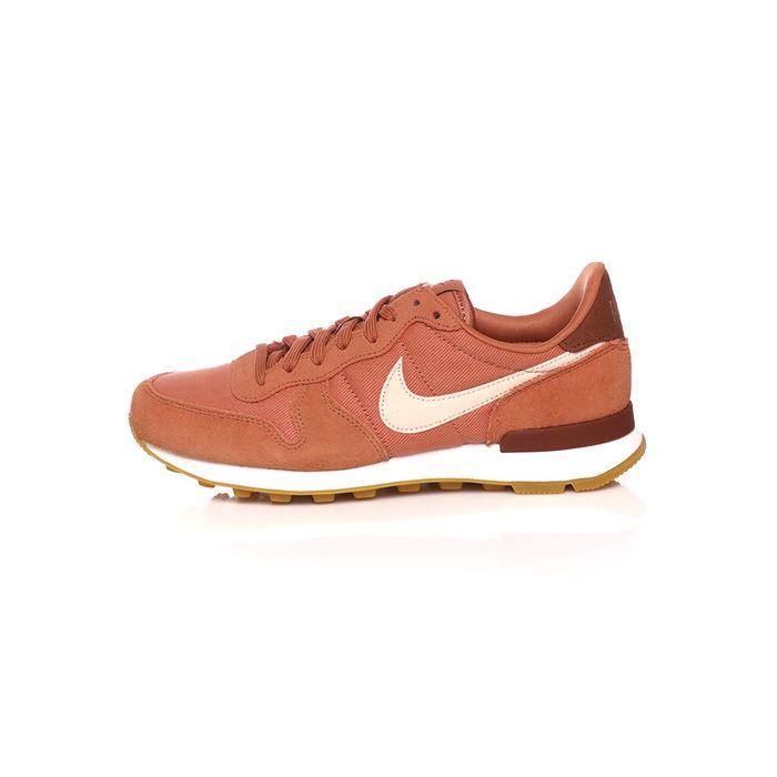 NIKE - Γυναικεία παπούτσια Nike Internationalist πορτοκαλί