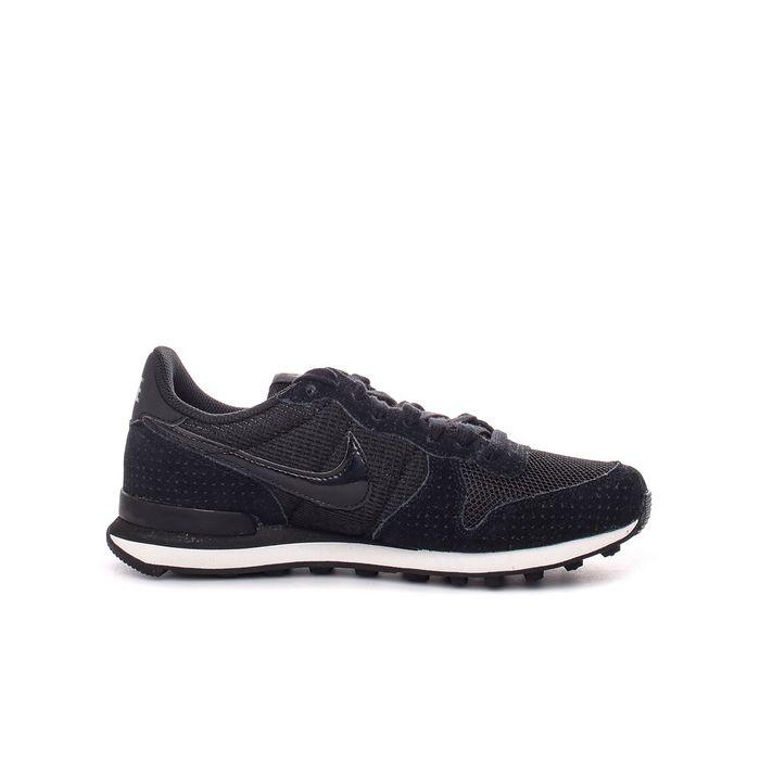 NIKE - Γυναικεία παπούτσια Nike INTERNATIONALIST μαύρα