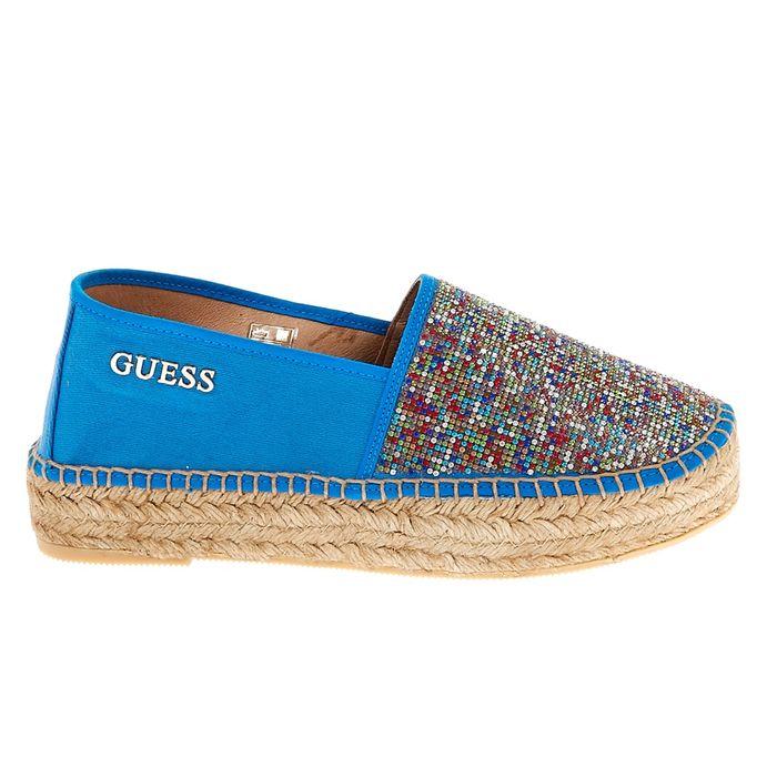 GUESS - Γυναικείες εσπαντρίγιες Guess μπλε