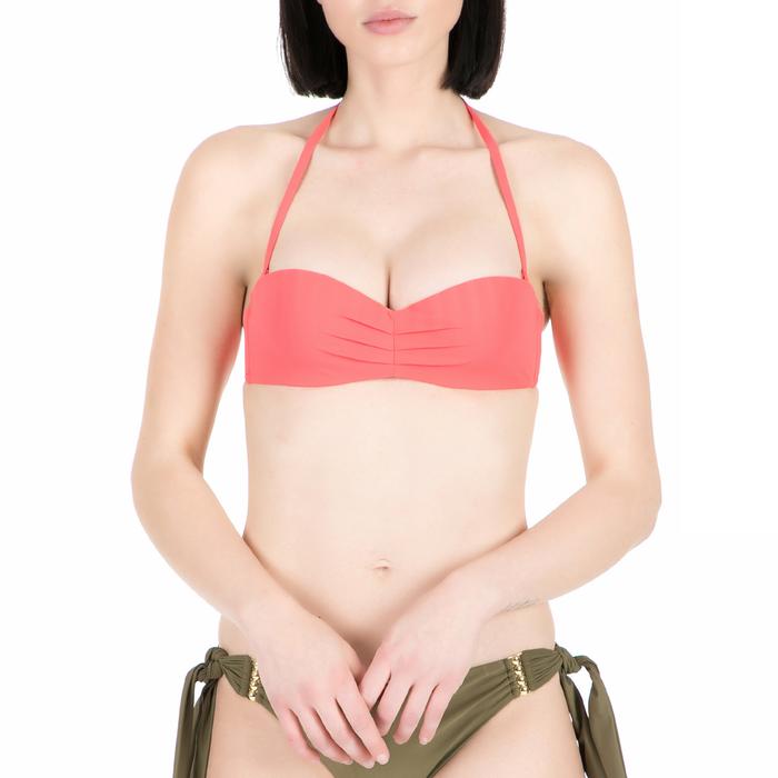CK UNDERWEAR - Γυναικείο μπικίνι μπαντό CK Underwear ροζ