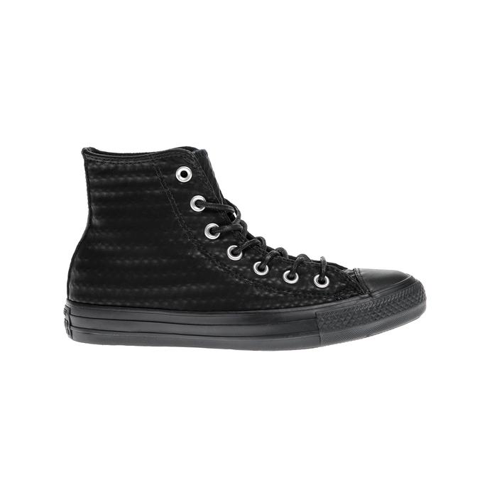 CONVERSE - Unisex παπούτσια Chuck Taylor All Star Hi μαύρα