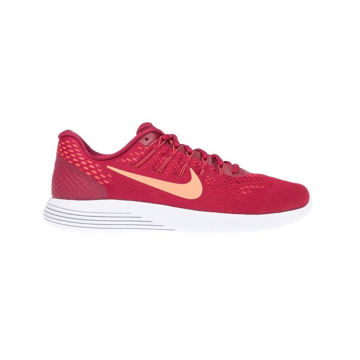 NIKE - Γυναικεία παπούτσια NIKE LUNARGLIDE 8 κόκκινα