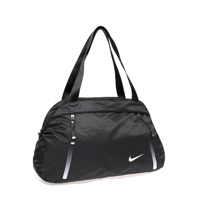 NIKE - Γυναικεία αθλητική τσάντα NΙKΕ AURA CLUB - SOLID μαύρη