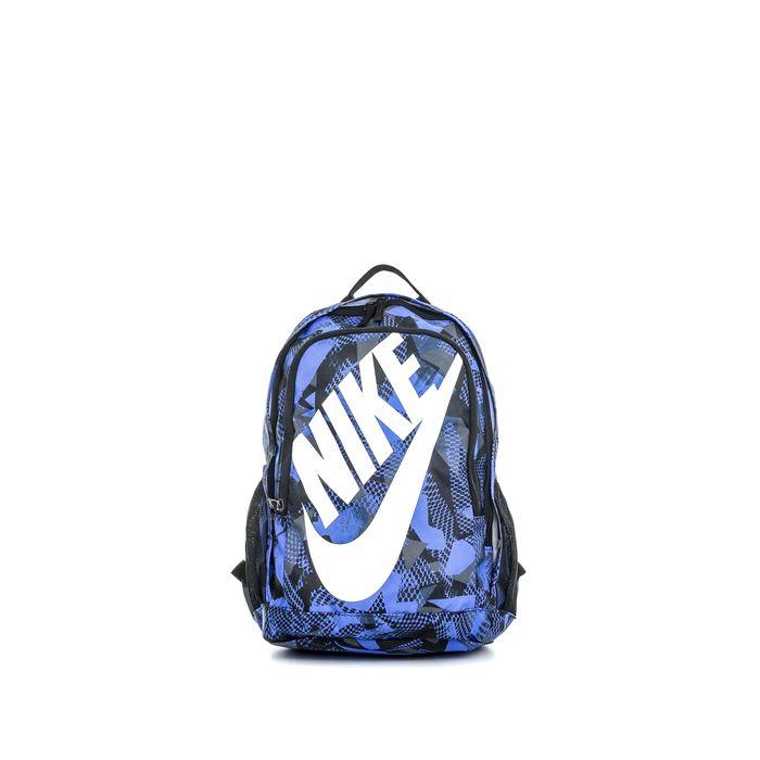 NIKE - Unisex τσάντα πλατης Nike HAYWARD FUTURA 2.0 μπλε με print