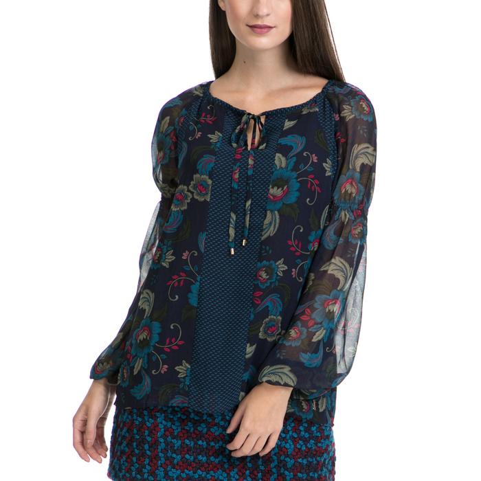 JUICY COUTURE - Γυναικεία πουκαμίσα JUICY COUTURE μπλε