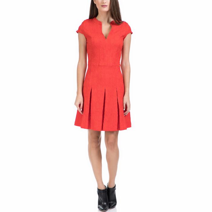 GUESS - Γυναικείο φόρεμα GUESS κόκκινο
