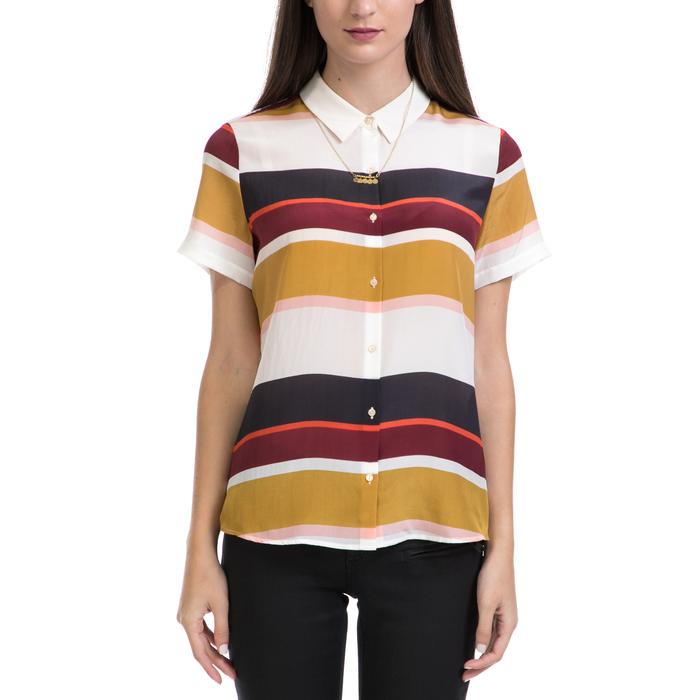 SCOTCH & SODA - Γυναικείο πουκάμισο MAISON SCOTCH ριγέ