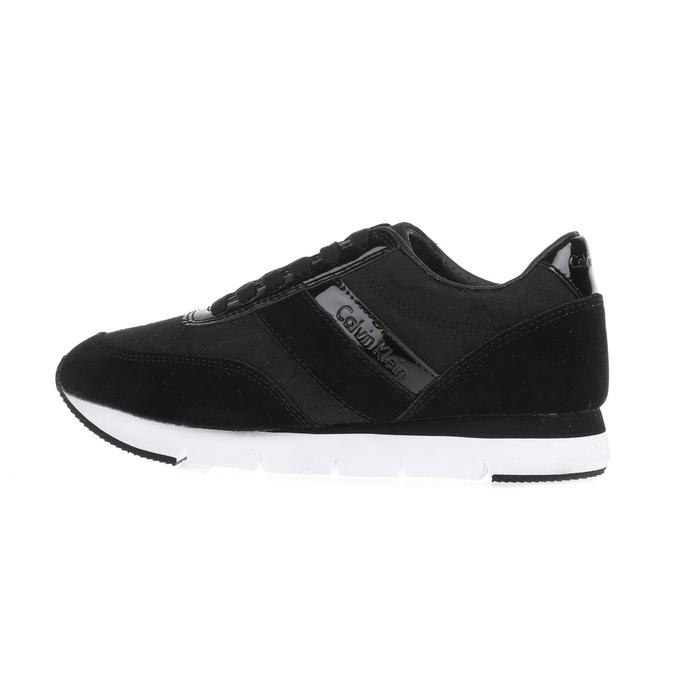CALVIN KLEIN JEANS - Γυναικεία sneakers TEA CALVIN KLEIN JEANS μαύρα