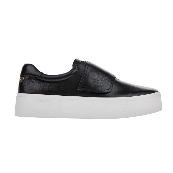 CALVIN KLEIN JEANS - Γυναικεία παπούτσια CALVIN KLEIN JEANS JAIDEN μαύρα