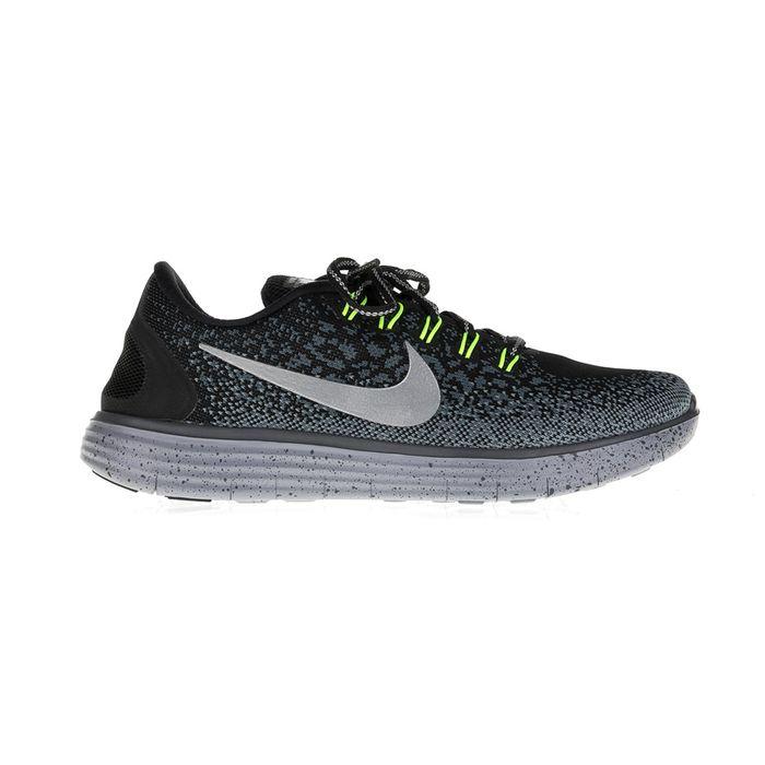 NIKE - Γυναικεία αθλητικά παπούτσια NIKE FREE RN DISTANCE SHIELD ΥΠΟΔΗΜΑ μαύρα