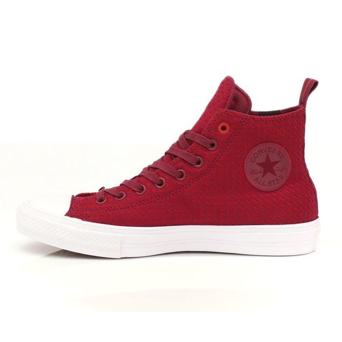 CONVERSE - Unisex παπούτσια Chuck Taylor All Star Hi κόκκινα