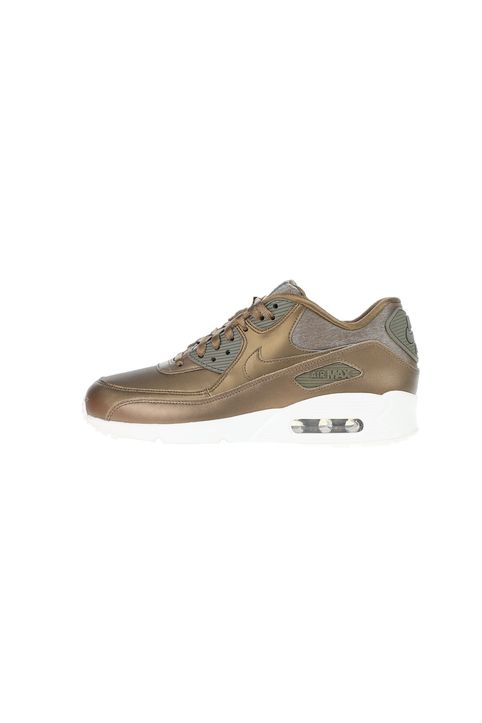 NIKE - Γυναικεία αθλητικά παπούτσια AIR MAX 90 PRM χρυσά