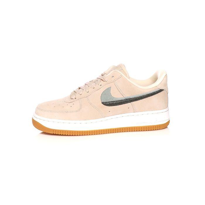 NIKE - Γυναικεία παπούτσια AIR FORCE 1 '07 LX μπεζ
