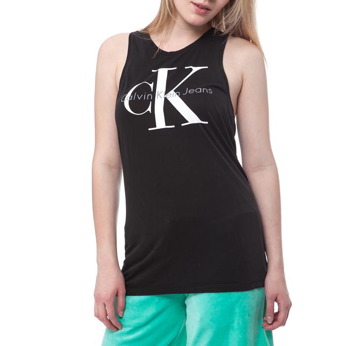 CALVIN KLEIN JEANS - Γυναικεία μπλούζα Calvin Klein Jeans μαύρη