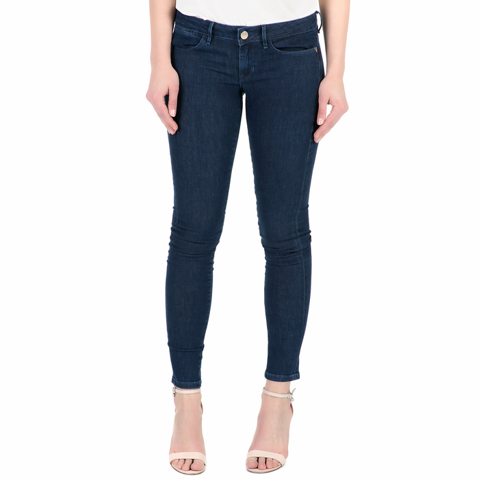 GUESS - Γυναικείο τζιν παντελόνι Guess JEGGING - EASYLIFE STRETCH μπλε