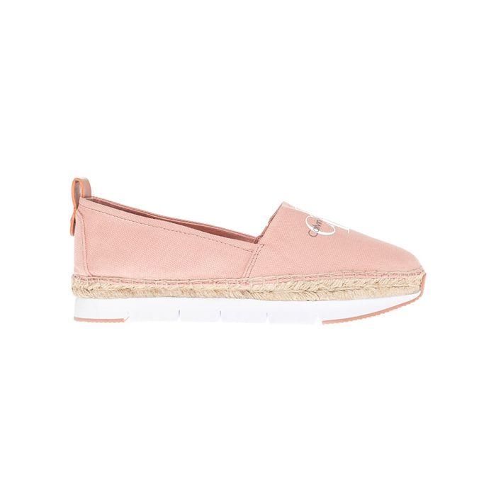 CALVIN KLEIN JEANS - Γυναικεία παπούτσια CALVIN KLEIN JEANS ροζ