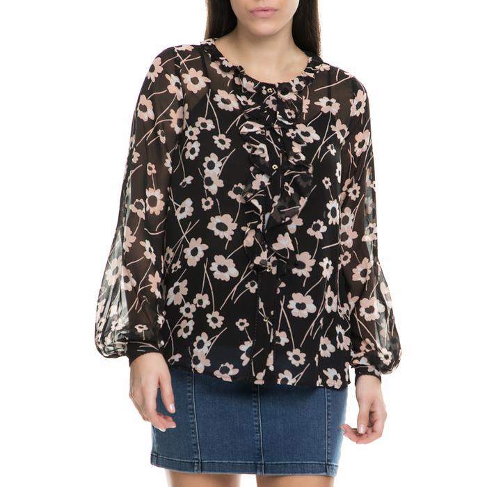JUICY COUTURE - Γυναικείο πουκάμισο JUICY COUTURE φλοράλ