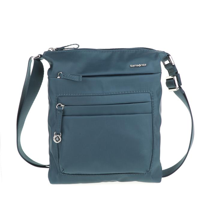 SAMSONITE - Γυναικεία μίνι τσάντα χιαστί MOVE 2.0 SAMSONITE μπλε