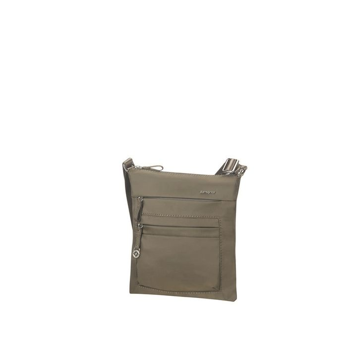 SAMSONITE - Γυναικεία τσάντα ώμου MOVE 2.0 MINI χακί
