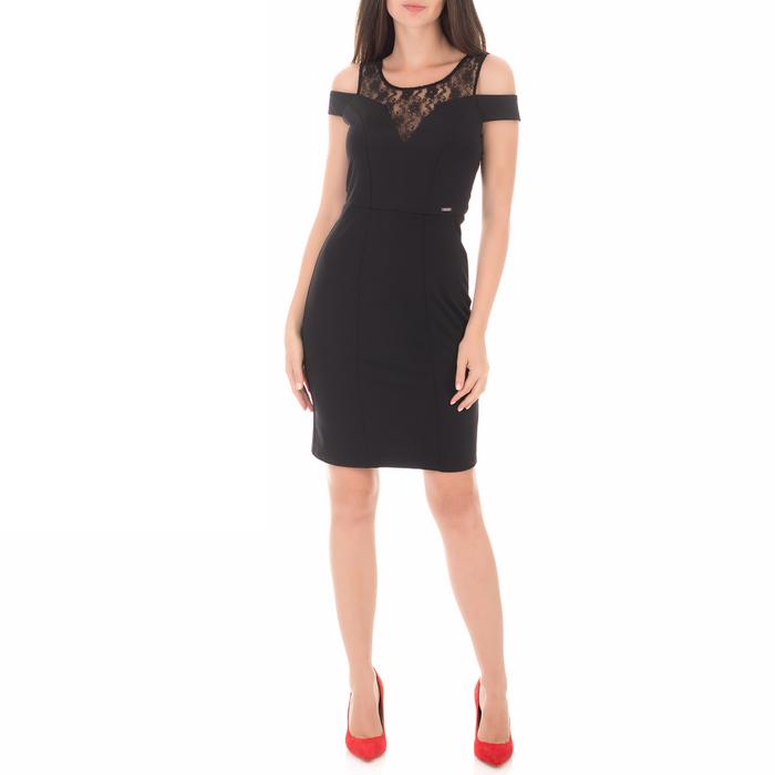 GUESS - Γυναικείο μίνι φόρεμα GUESS SOPHIA μαύρο