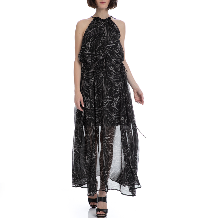 GARCIA JEANS - Γυναικείο φόρεμα Garcia Jeans μαύρο