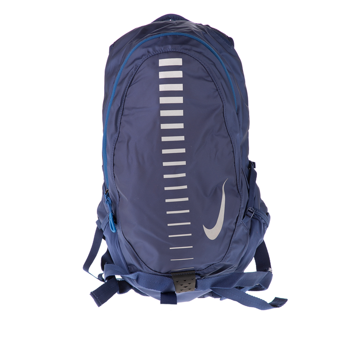 NIKE ACCESSORIES - Unisex σακίδιο πλάτης NIKE RUN COMMUTER BACKPACK 15L μπλε
