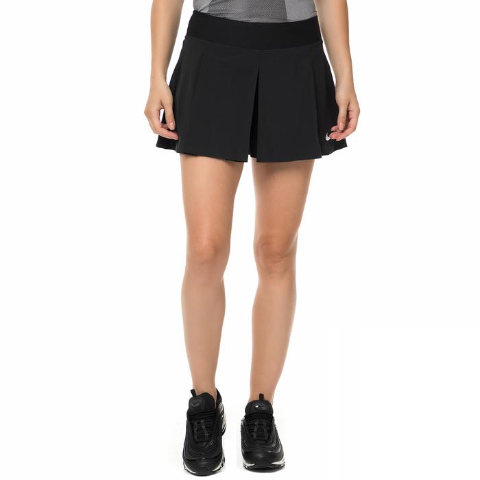 NIKE - Γυναικεία φούστα-σορτς τένις NKCT FLX SKORT WB US μαύρη