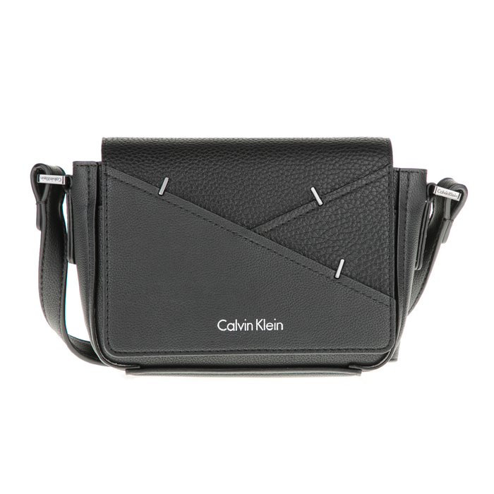 CALVIN KLEIN JEANS - Γυναικείο τσαντάκι χιαστί Calvin Klein Jeans LUNA μαύρο