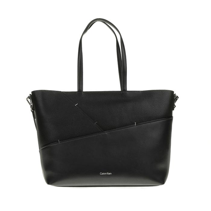 CALVIN KLEIN JEANS - Γυναικεία τσάντα ώμου Calvin Klein Jeans LUNA μαύρη