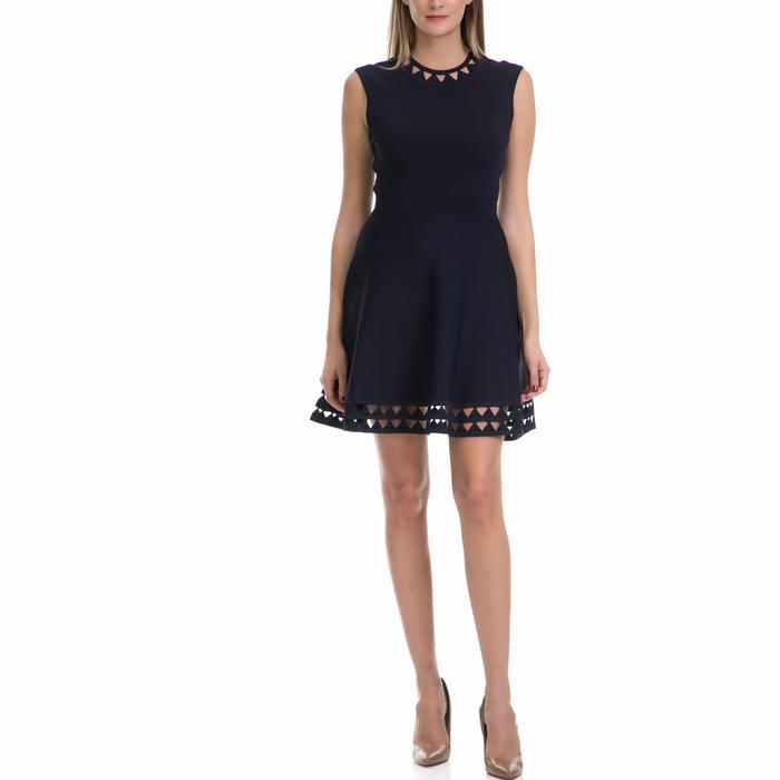 TED BAKER - Γυναικείο φόρεμα KATHRYN TED BAKER μπλε