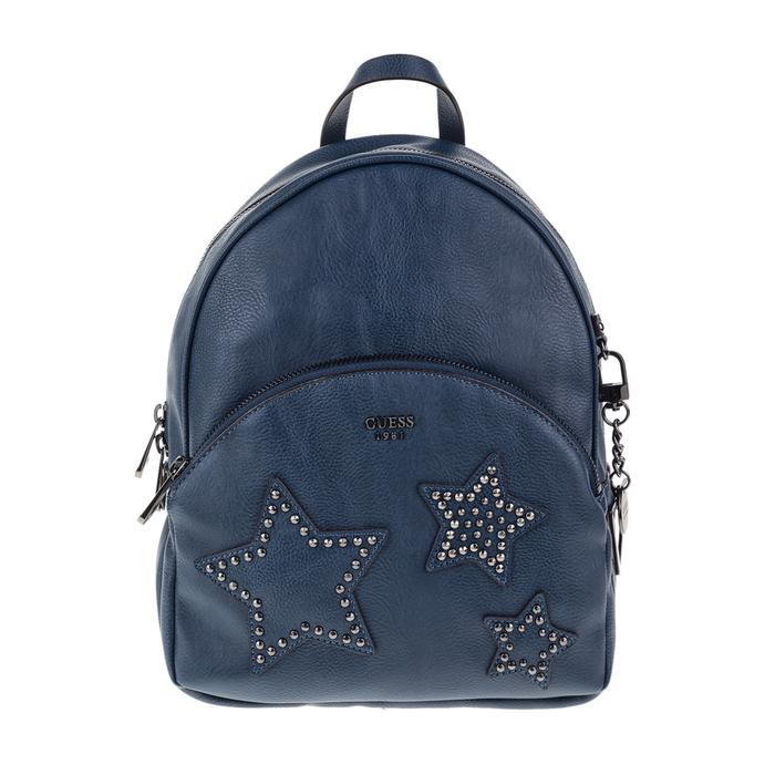 GUESS - Γυναικεία τσάντα πλάτης BRADYN GUESS μπλε