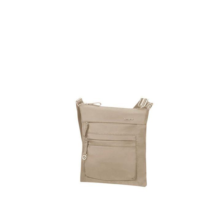 SAMSONITE - Γυναικεία τσάντα χιαστί MOVE 2.0 MINI μπεζ