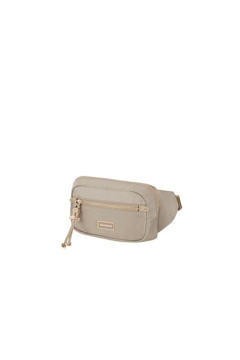 SAMSONITE - Γυναικεία τσάντα μέσης KARISSA μπεζ