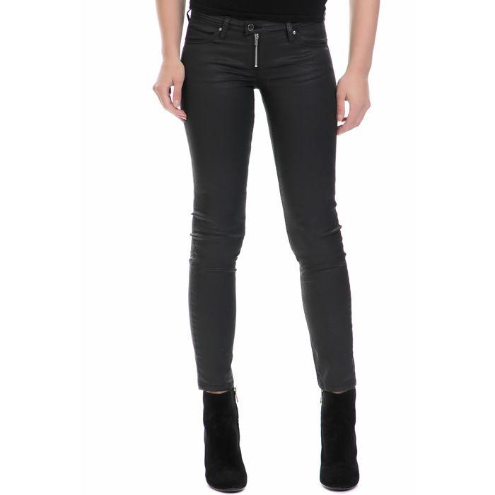 GUESS - Γυναικείο παντελόνι MARYLIN GUESS μαύρο