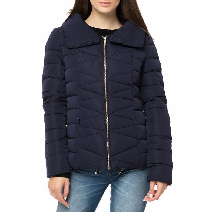 GUESS - Γυναικείο φουσκωτό μπουφάν GUESS ALYSSA DOWN σκούρο μπλε