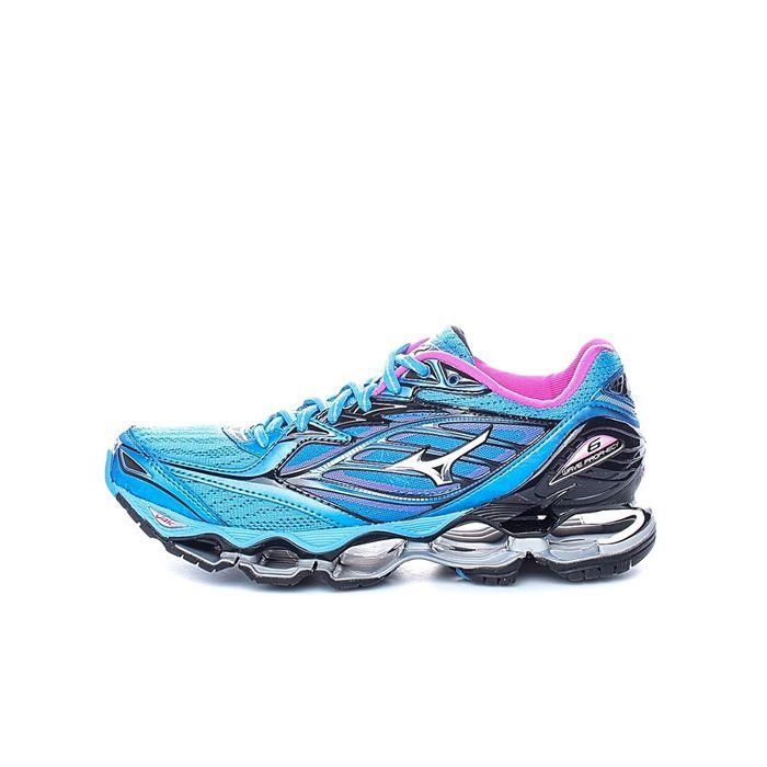 MIZUNO - Γυναικεία παπούτσια MIZUNO Wave Prophecy 6 μπλε