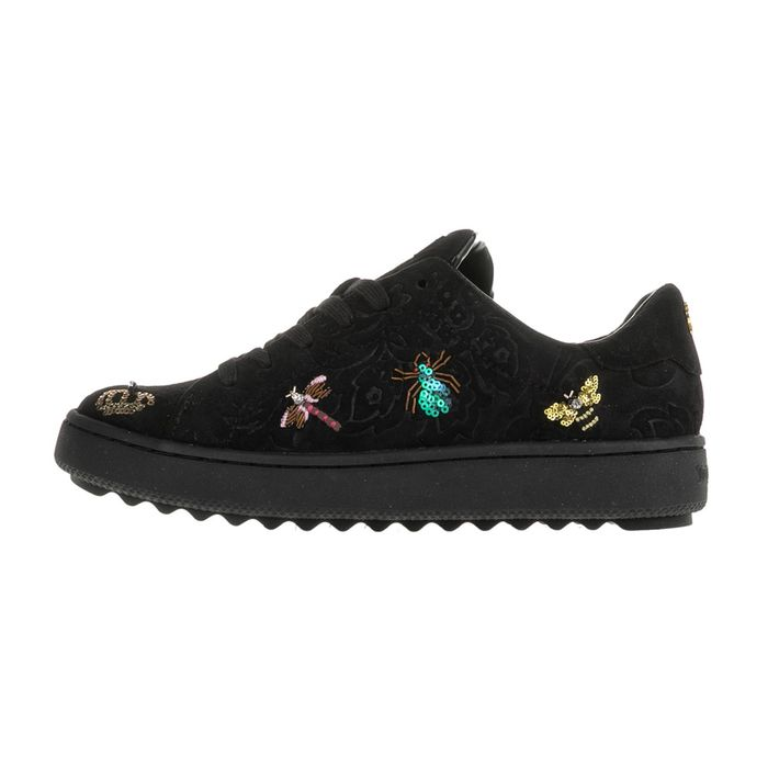 JUICY COUTURE - Γυναικεία sneakers TESSA JUICY COUTURE μαύρα