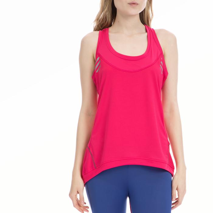 BODYTALK - Γυναικεία αμάνικη μπλούζα BODYTALK φούξια