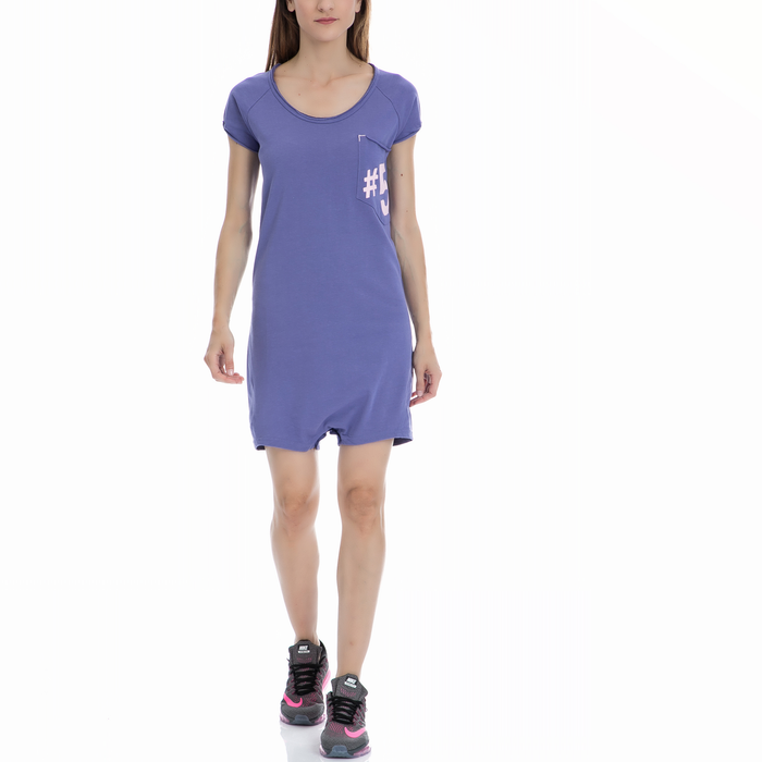 BODYTALK - Ολόσωμη φόρμα BODYTALK μοβ