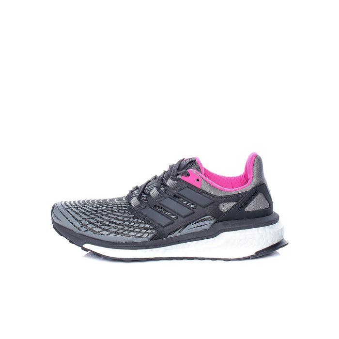 adidas Performance - Γυναικεία Energy Boost μαύρα-γκρι
