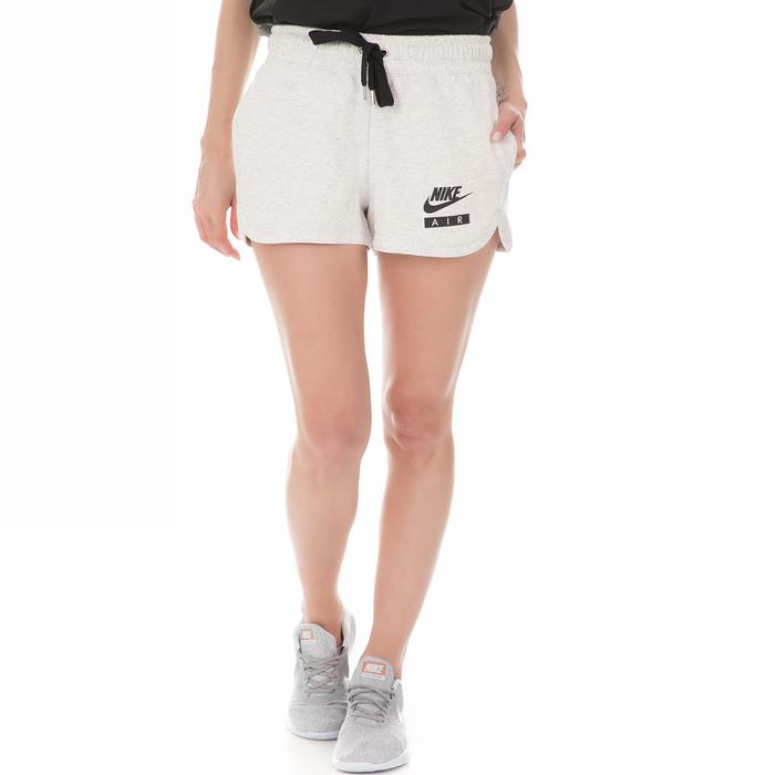 NIKE - Γυναικείο σορτς Nike Air γκρι-μαύρο