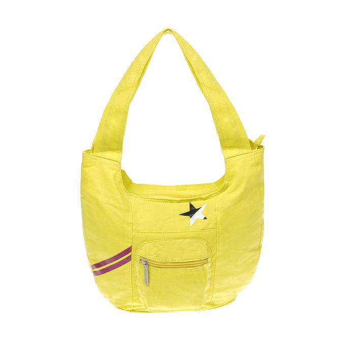 BODYTALK - Γυναικεία τσάντα BODYTALK κίτρινη