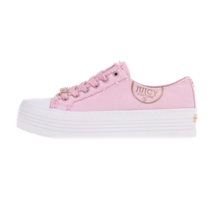 JUICY COUTURE - Γυναικεία sneakers ZANDRA JUICY COUTURE ροζ