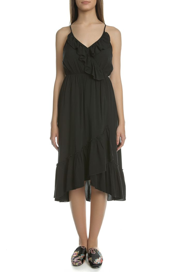 SCOTCH & SODA - Γυναικείο φόρεμα SCOTCH & SODA μαύρο