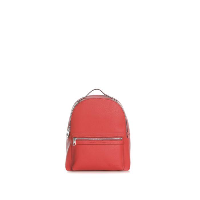 CALVIN KLEIN JEANS - Γυναικεία τσάντα πλάτης Calvin Klein Jeans ULTRA LIGHT κόκκινη